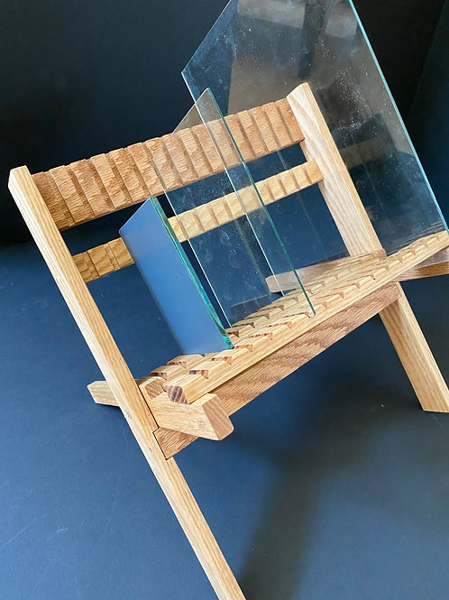 Wet Plate Drying Rack for Tintypes and Ambrotypes