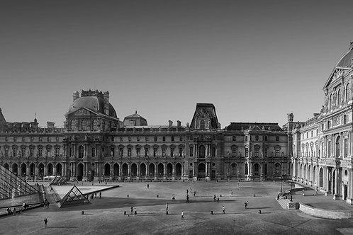 Musée du Louvre (Panoramic)