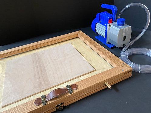 Portable Vacuum Frame