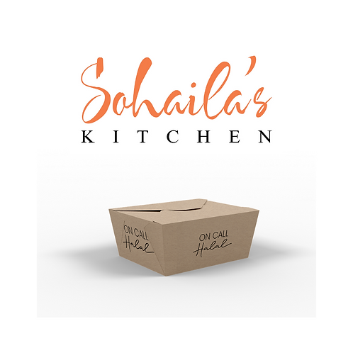 Halal Meal - Sohaila's Kitchen