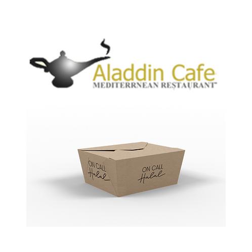 Halal Meal - Aladdin Cafe