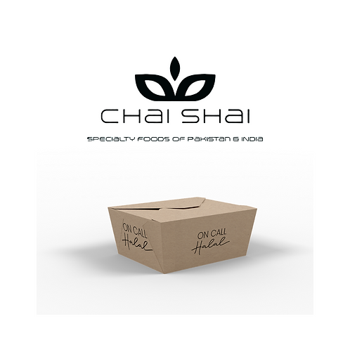 Halal Meal - Chai Shai