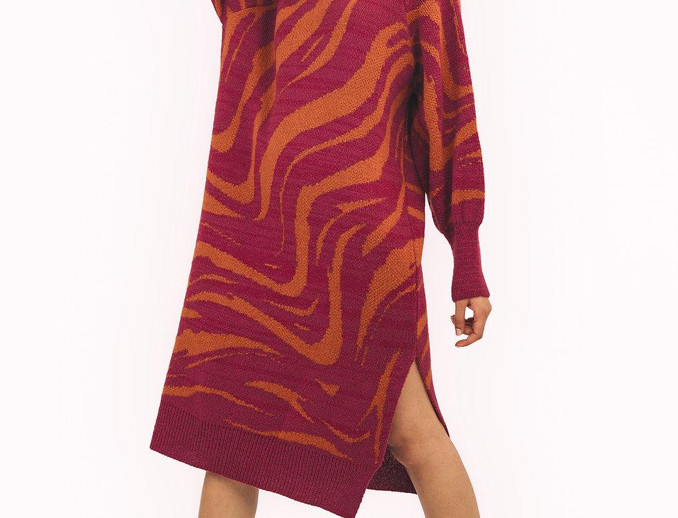 Whitney Midi Dress