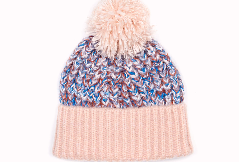 Lolly Beanie Bobble Hat