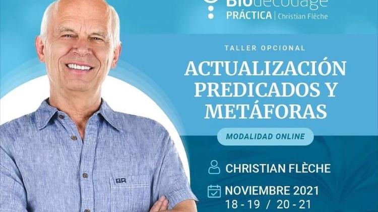 Taller online  Christian Flèche   Predicados y Metáforas