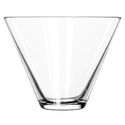 13oz Stemless Martini/Margarita
