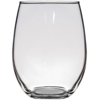 21oz Stemless Wine Glasses