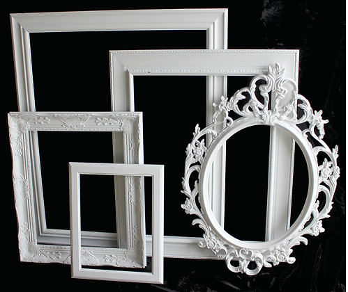 Frames (set of 10)