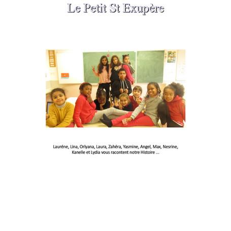 Le Petit Journal de St Exupère