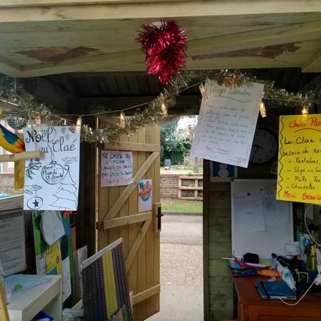 Bienvenue sur le blog du CLAE Sainte-Foy