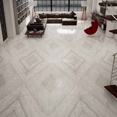 Carpet Tiles with Attractive Pattern
