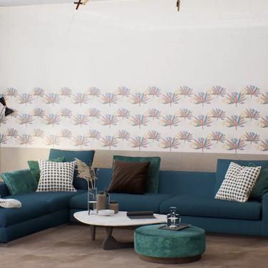 Attractive Walkthrough for Wall Tiles