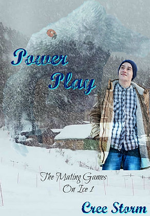 Power Play [The Mating Games On Ice] by Cree Storm