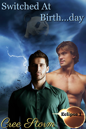 Switched At Birth... day [Eclipse 1] by Cree Storm