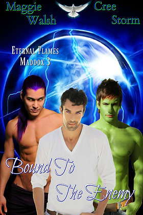 Bound To The Enemy [Eternal Flames Maddox 3] by Maggie Walsh & Cree Storm