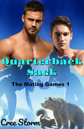 Quarterback Sack [The Mating Games 1] by Cree Storm