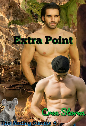 Extra Point [The Mating Games 4] by Cree Storm
