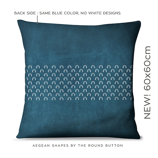 large cushion cover 60x60cm : doors