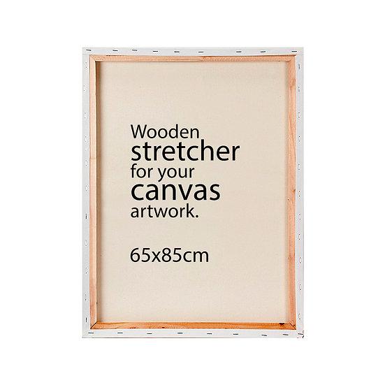 Stretcher + Installation 65x85cm