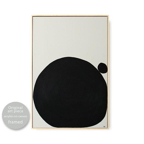 TooBig • 60x90cm     LARGE ART WITH FRAME