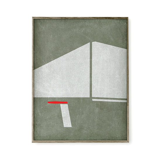 Offer A4 print - Architectural 203