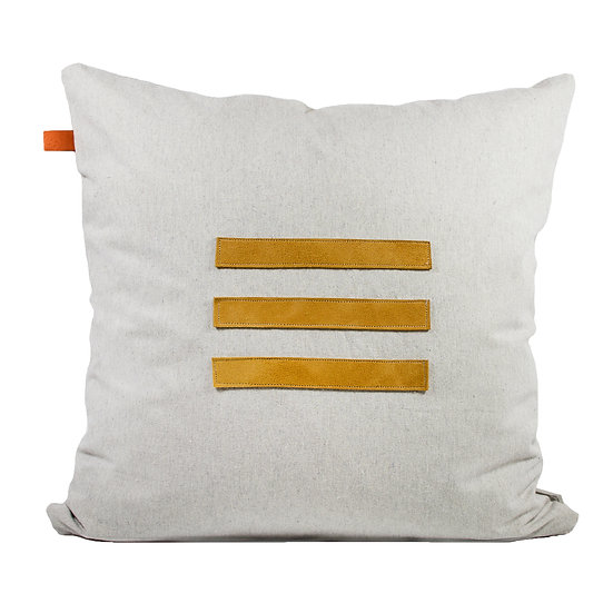 Three lines Cushion