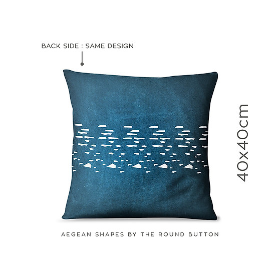 cushion cover 40x40cm : stonewalls