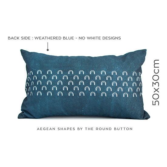 cushion cover 50x30cm : doors