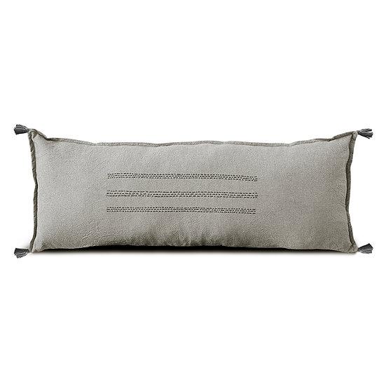 """""""Dry-stone walls"""" Cushion + Tassels"""