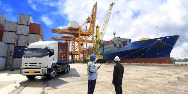 Transporte y logística internacional