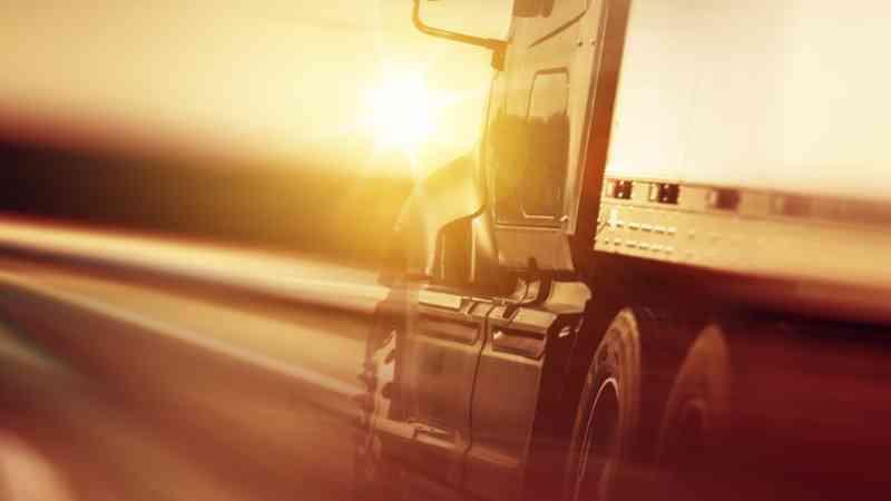 Transporte de carga comercial