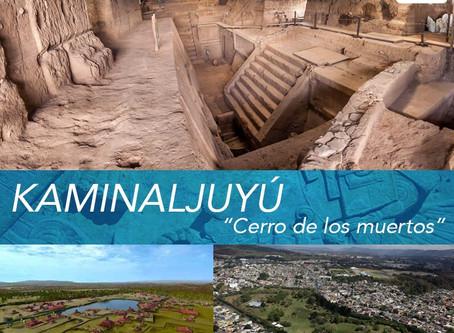 """Kaminaljuyú-""""Cerro de los muertos"""""""
