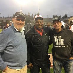 Steve, Leroy, and Doug