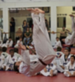 Black Belt in Tae Kwon Do