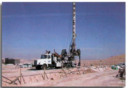 Deep well drilling