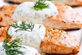 Salmon Dill Sauce