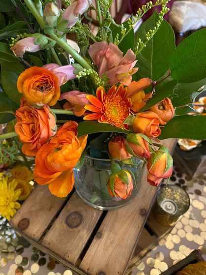 Custom Flower Designs