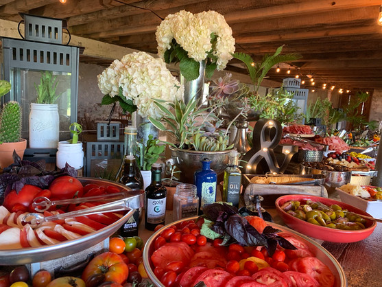 Tomato Mozz Buckey Farm