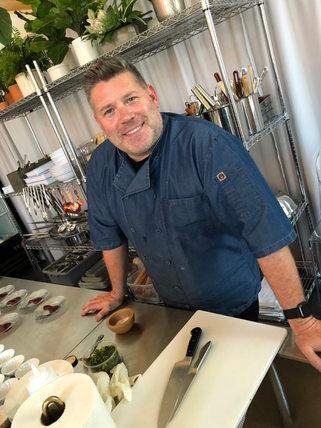 Chef Adam Foti
