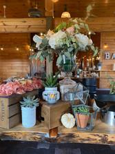 Table Decor Stonebridge Farm