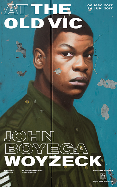 John Boyega x The Old Vic