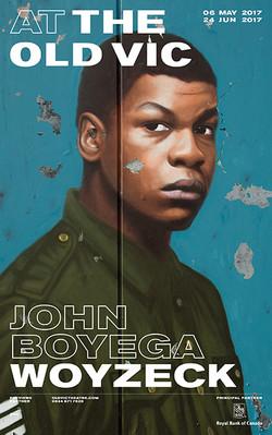 John Boyega x The Old Vic