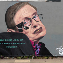 Stephen Hawking (2018)