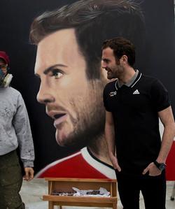 Juan Mata x Street Football