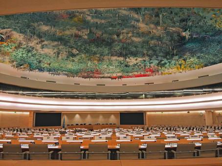 Résolution sur la violence faite aux femmes dans les contextes numériques adoptée par le CDH