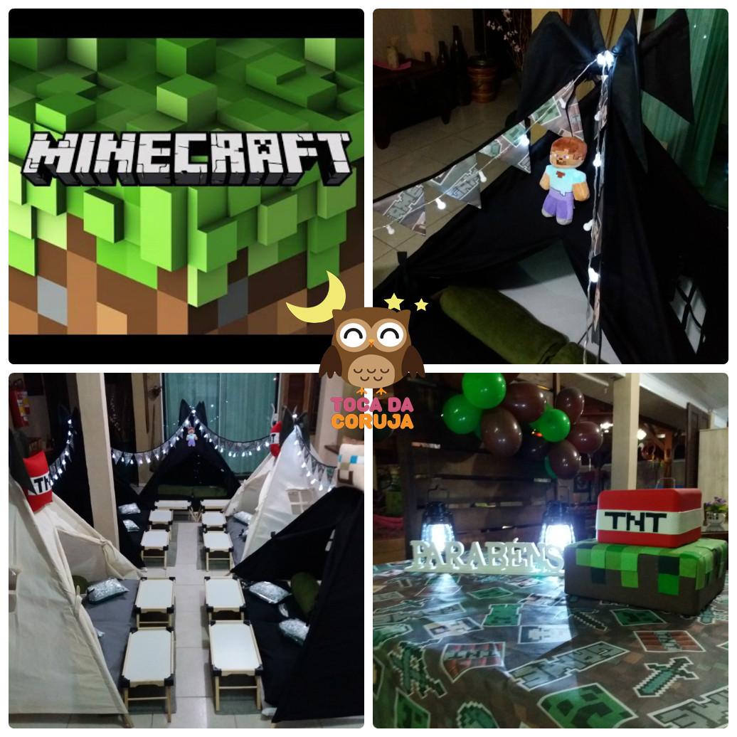 Tema Minecraft