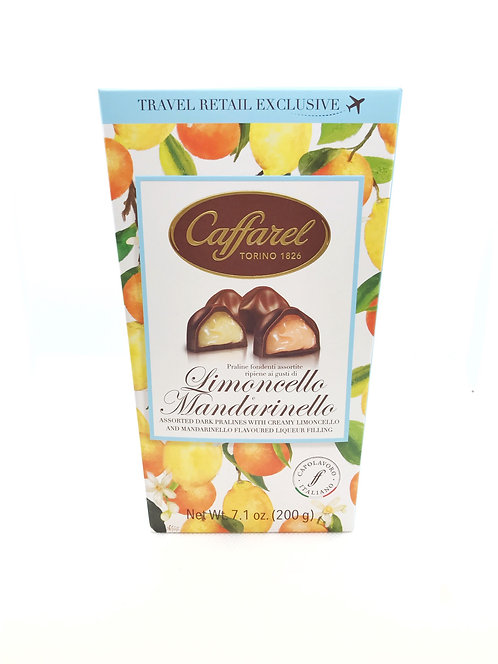 Caffarel Limoncello & Mandarinello Pralinen