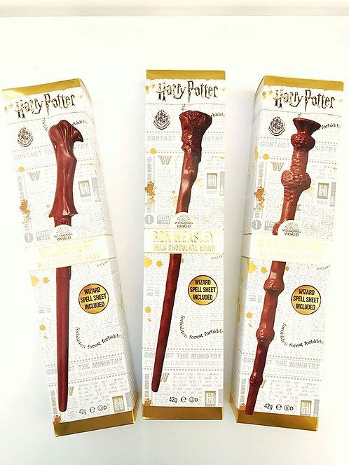 Harry Potter Schokoladen Zauberstab