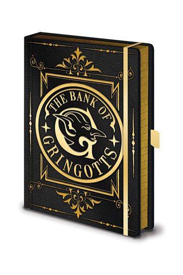 Notizbuch Gringotts