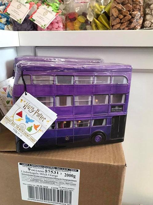 Harry Potter Spardose Bus mit Gummizeug